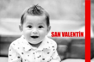 San valentin infantil